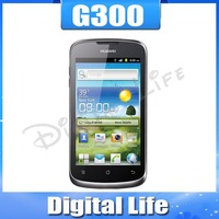 Original Huawei Ascend G300 / U8818 Mobile Phone 1.0GB CPU 4GB ROM 4.0 Inches 5.0MP