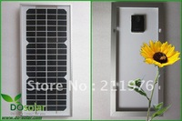 Mini 5W solar panel on sale, PV module for DIY power system, for 12V water pump, battery charging,  FREE SHIPPING in stock