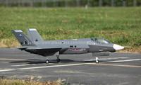 RTF Gray Version  /  RC F-35 jet plane /  70mm EDF 360 Degree Thrust Vectoring RTF  JET plane /  Ready To Fly