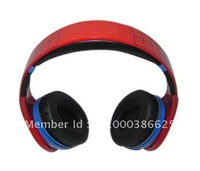 AAAA QUALITY Free shipping Limited edition Spiderman headphone studio computer headphone