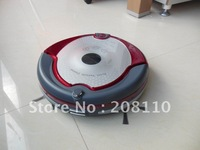 Only for Australia(Free Shipping) Double Brushes Voice Prompt  Robot Vacuum Cleaner