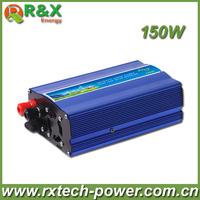 HOT SALE!! 150W Off Grid Inverter Pure Sine Wave Inverter DC12V or 24V or 48V input, Wind Turbine Inverter ,Solar Inverter