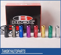 Blox Forged 7075 Aluminum Lug Nuts P 1.5, L : 60mm 20 Pcs/Set TK-550NUTS-1.5 Default color is Blue
