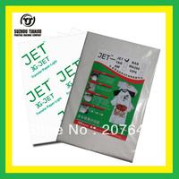 3G JET(A4) light color heat transfer paper,T-shirts transfer paper,inkjet transfer paper-A4