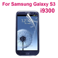 For Samsung  Galaxy SIII I9300 clear Screen Protector, Without Retail Package+50pcs/lot,free shipping