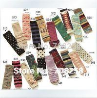 (40 designs+) 12pairs/lot,Baby Leg Warmers/Baby Socks/Brand Kids Leg Warmers/Children Knee Warmers, 418#