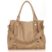 2013 Brand women fashion handbag/pu Korean style chain shoulder handbag/large capacity messenger bag/free shipping