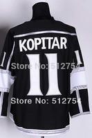 #11 Anze Kopitar Jersey,Ice Hockey Jersey,Best quality,Embroidery logos,Authentic Jersey,Size M--XXXL,Accept Mix Order