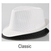 Fashion Classic Twill Jazz Bucket Fedoras Hat Cap in party Multiple Colors Unisex Wholesale