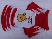 Dog T-Shirt ,Dog Clothes,dog Clothing  100% pure cotton Free Shipping