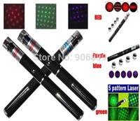 1Pcs High Power Caneta Laser Pen Powerful Aser Beam Light Professional 5in1 Red Blue Green Laser Pointer