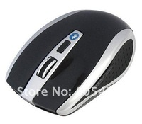 6D Bluetooth wireless mouse, 800-1600dpi adjustable, Free shipping
