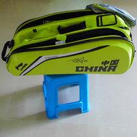 LinDan Badminton Bag: 2013 LiNing World Championships 9 Racket Badminton Tournament Bag