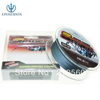 No.1 Quality&Service 4 Strand White Color 300M Japan Multifilament Super Strong 100% PE Braid Fishing Line 12LB