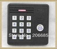 rfid door access control  reader Wiegand 26 bit+13.56MHz+free shipping
