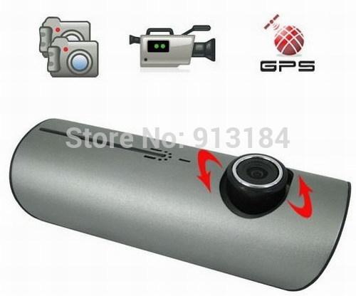 X3000 Car DVR Dual Lens Car Black Box DVR with 2.7 inch LCD screen + GPS Logger + 3D G-Sensor function Dual Camera Dash Cam(China (Mainland))