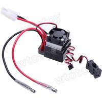 7.2V-11.1V 320A High Voltage ESC Brushed Speed Controller RC Car Truck Buggy Boat (TD-005) 13112