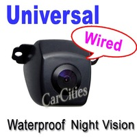 Free shipping Wired Car backup camera, Shockproof Night visio Waterproof vehicle rearview/backup camera,High quality