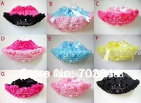 Hot sell , New Baby girl tutu Pettiskirt Petti Skirts ,Party skirt summer outfit holiday ,baby girls skirts ,5pcs/lot
