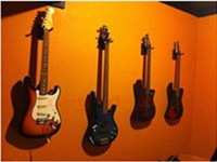 5PCS Guitar Wall Hanger / hooks / Holder / Stand / Rack / Hook for all guitar, Short hook +  Mounting screws  Free shipping