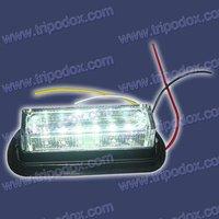 LED exterior lights use linear high-power LEDs, LED head lights.