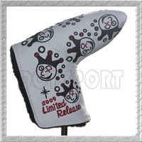 2009 Jackpot Johnny Limited Clown Release putter headcovers for Scotty golf putter DCT SPORT