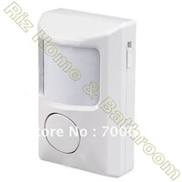 Wireless Infrared Electronic Dog Alarm (White)  4 x AAA Powered