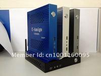 D2500 ATOM Factory Outlets  Desktop Computer  Mini PC  DDR3 WIFI 5300 AG HDMI   Aluminum alloy