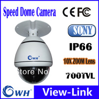 Hot! RS485 Pelco D/P PTZ Camera Ceiling Mounted withCE,FCC,Rohs Dropshipping Model CWH-9424BH