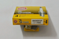 Free shipping!! G-POWER super Platinum spark plug NGK BKR6EGP 7092, MADE IN JAPAN. 4PCS/LOT, suitable for toyota, renault