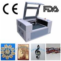 THUNDERLASER Auto Focus cnc laser cutting machine MINI60 for cutting made in china