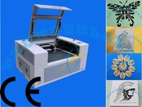 THUNDERLASER Auto Focus wood laser cutting machine MINI60 for cutting and engraving