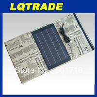 12PCS 30W Solar folding laptop charger 18 V output