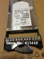 Server hard drive 40K1040 39R7342 146GB 10k SAS 3.5  internal  hdd three years warranty