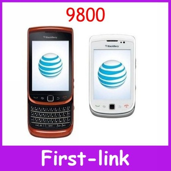 12 months warranty Unlocked Original Blackberry torch 9800 mobile phone