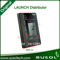 Top Quality A +++ 2013 100% Original launch X431 Master IV LAUNCH Scanner X431 IV Scanner with  Longtime Technical Support