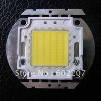 Free Shipping, 6pcs/lot,LED heatsink 13200lm SuperBrightness Oval 120W High Power LED chip COB Module
