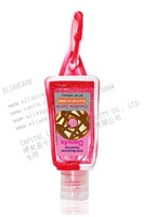 30ML  ANTIBACTERIAL HAND SANITIZER WITH SILICON HOLDER
