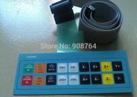 M162#   Key board  for  4 axis CNC USB Card Mach3 Breakout Board