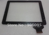 9.7inch Capacitive  Touch screen digitizer for Cube U9GT2 Yuandao N90 N10 Tablet PC Free Shipping