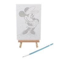 Best Selling Minnie Mouse Oil Painting By Numbers Kit DIY Set - 60814