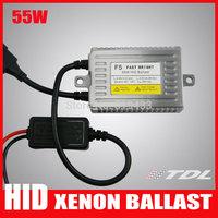 10 x 55W 9V - 16V DLT fast bright quick start xenon hid ballast for Xenon hid light kit Super Bright + 12 months warranty