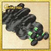 Queen hair product Malaysian Body Wave virgin hair extensions color 1b free shipping by DHL Mix Length 3pcs/lot