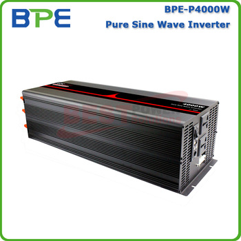 High Efficiency, 4000W DC12V or DC24V or DC48V Pure Sine Wave Inverter (Peak Power 8000W), Off Grid Inverter