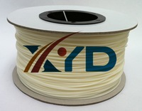 1kg(2.2lb) Free shipping Makerbot/reprap/mendel/UP 3D printer  ABS Natural 1.75mm filaments