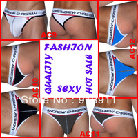 New listing men's Underwear hot sell new brand AC Underwear fashion sexy Boxers mens Shorts