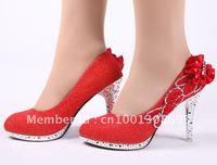 American fashion women's fish head high heels, black dress shoes bridal shoes free shipping