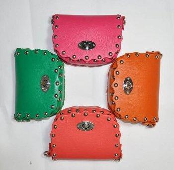 Free Shipping ! Wholesale children handbag  kid's bag Shoulder Bag Purse Messenger Bag Fashion multicolor girl's handbag #T82603