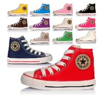 On slae size 23-35 children shoes kids sneakers boys and girls canvas sports shoes 121