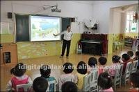 School equipment portable interactive mini whiteboard i-Interactor DG-100 + 1 free long pen